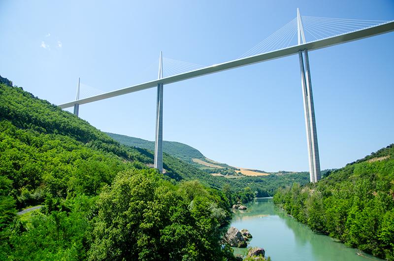 Témoignage client Viaduc de Millau