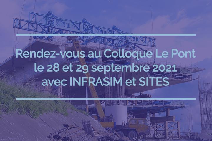 Colloque Le Pont Infrasim & Sites